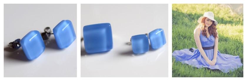 blue dress füli