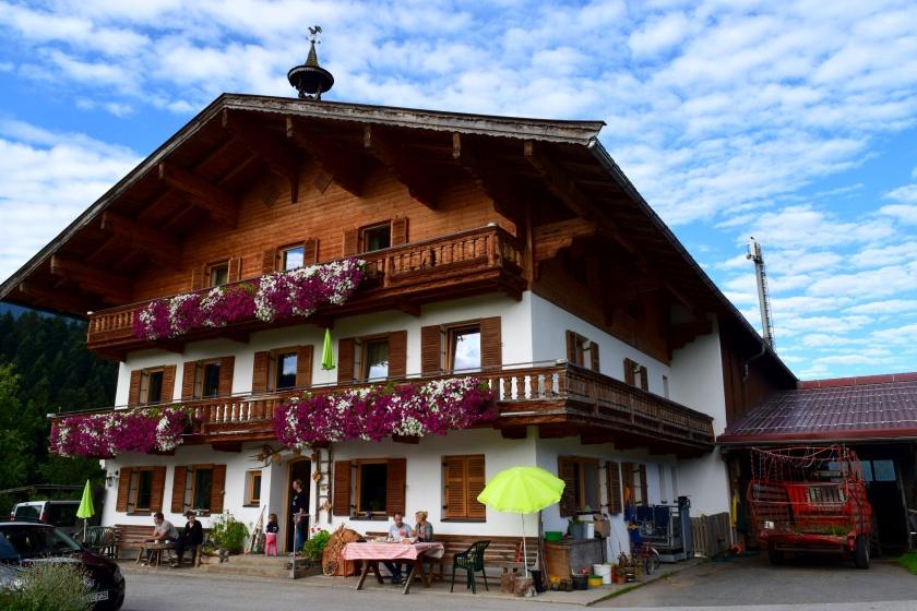 Oberachenhof Ellmau Tirol