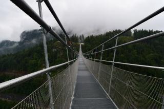 highline 179 - felszálló ködben