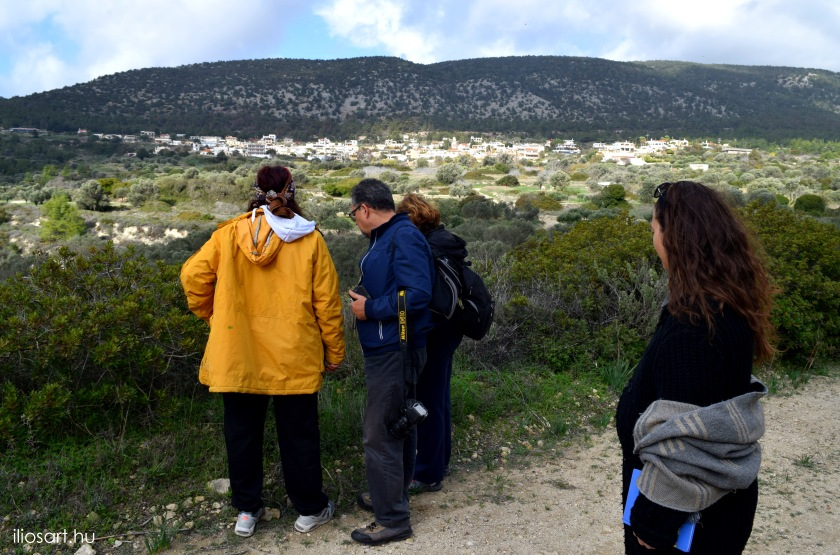 Monolithos - seminar on herbs - askinos