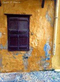 Rhodes town by Mariann Lipcsei
